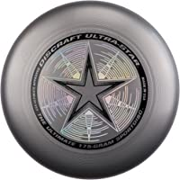 Discraft Ultra Star - Ultimate Frisbee, 175 g, colore argento