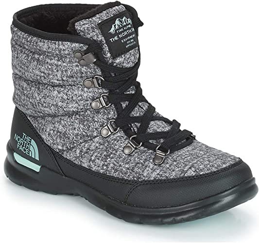 Lace Femme Thermoball North Face IIBottes The de Neige wPON80kXn