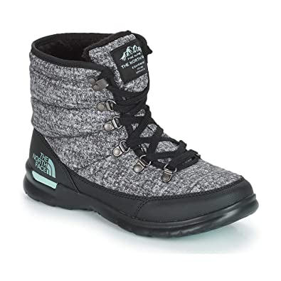 f4ae529e7c The North Face Thermoball Lace II, Bottes de Neige Femme: Amazon.fr ...