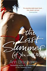 The Last Summer (of You & Me) Kindle Edition
