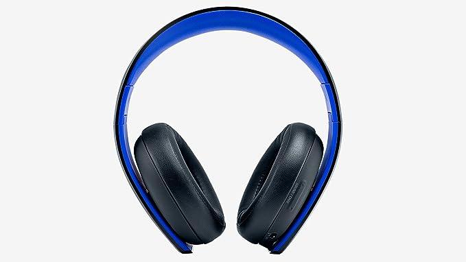 Sony - Cuffie wireless stereo con microfono 2.0 per PS4 PS3 PS Vita ... 67382a31afb6