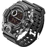 Wdnba Mens Watch Quartz Watches Military Watch...