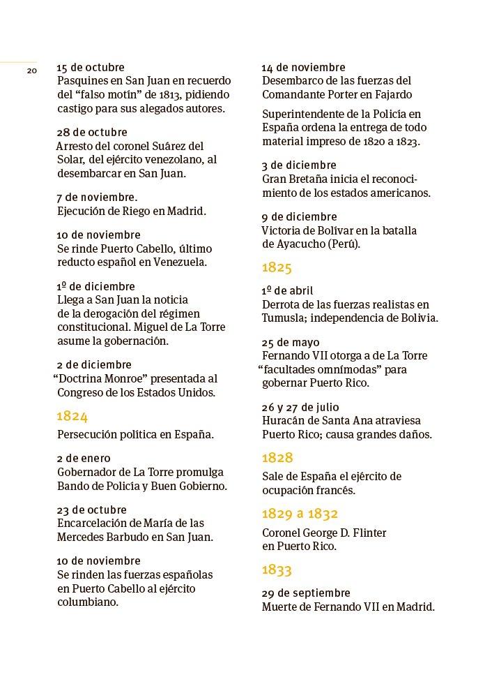 Puerto Rico en la conmoción de Hispanoamérica Historia y cartas íntimas 1820-1823 (Spanish Edition): José G Rigau Pérez, Alberto Rigau: 9780982658031: ...