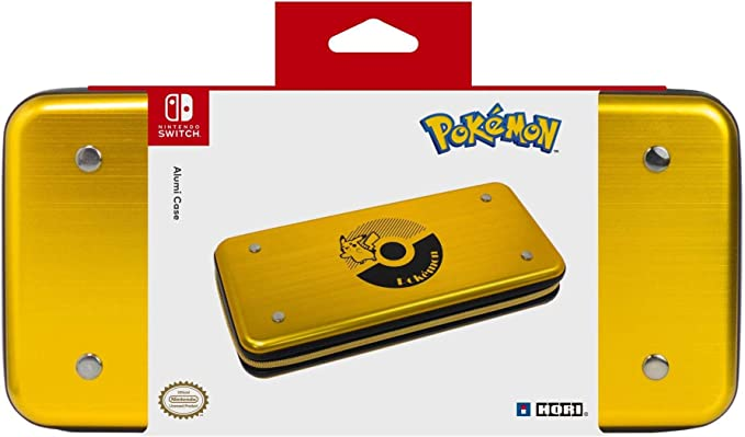 Hori - Alumi Case Pokémon (Nintendo Switch): Amazon.es: Videojuegos