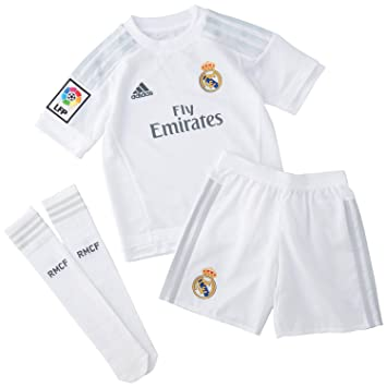 791640623 adidas Real Madrid H SMU Mini - Children s Football Outfit multi ...