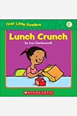 First Little Readers: Lunch Crunch (Level C) Kindle Edition