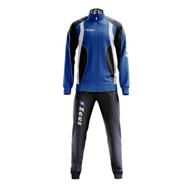 Zeus Trainingsanzug Medusa Gymnastikanzug weiß blau gelb Training Fußball Fitness Sport Running Tennis B00S80OCKI Trainingsanzüge Moderate Kosten