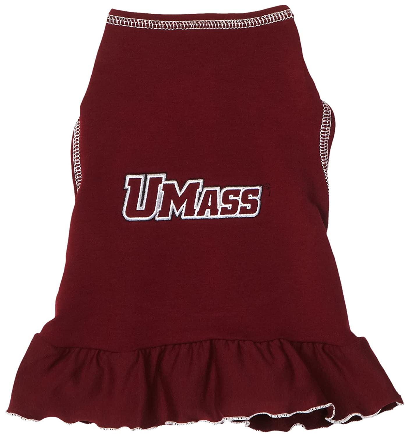 NCAA Massachusetts Minutemen Cheerleader Dog Dress