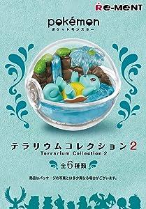Re-ment Pokemon Terrarium Collection #2 Random Blind (Box Set of 6)