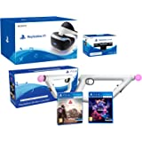 "PlayStation VR ""Farpoint Pack"" + AimController + VR Worlds + Camera V2"