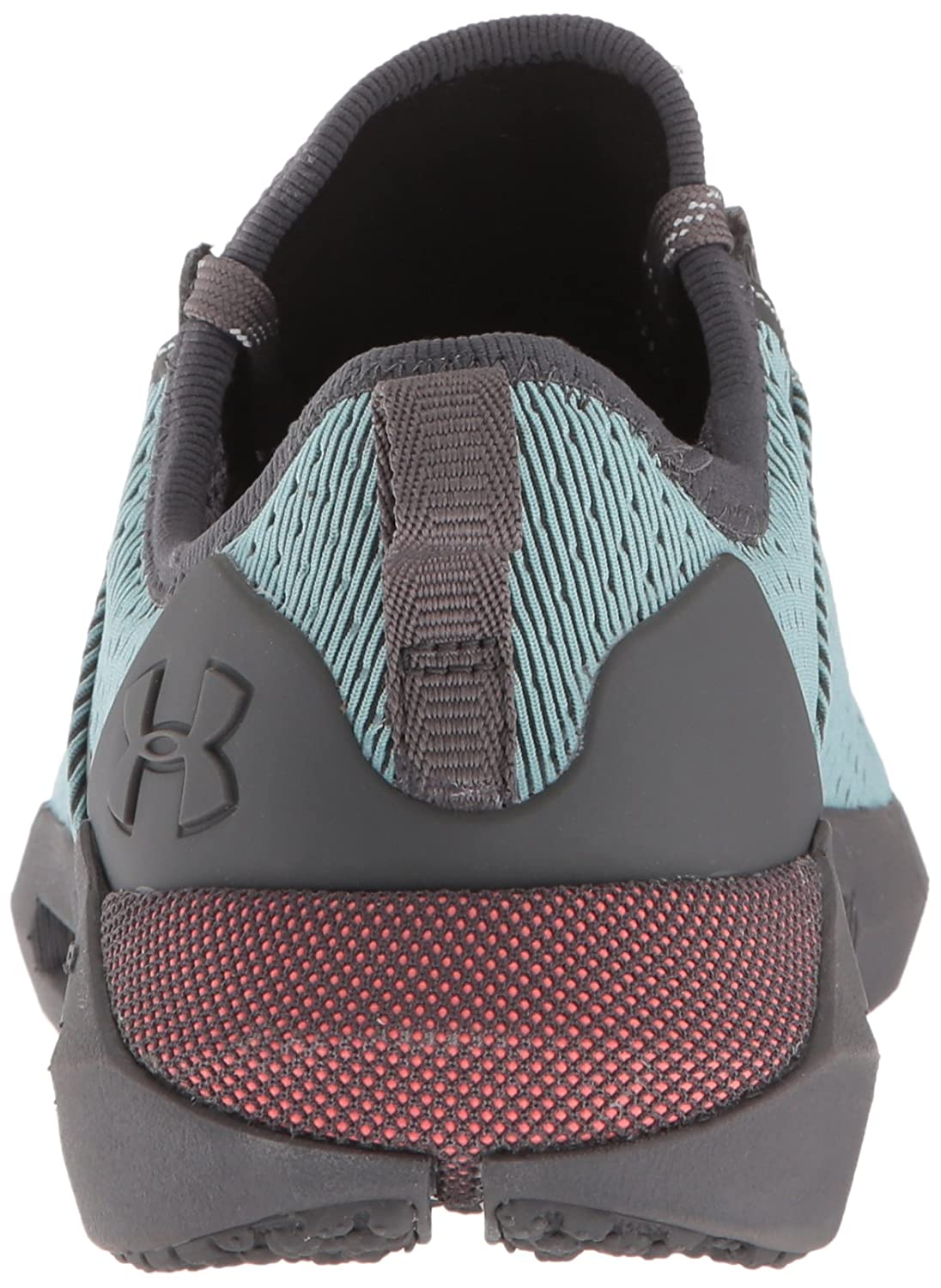 Under Armour Women's HOVR SLK Sneaker B076RT1WQH 10.5 B(M) US|Charcoal (103)/Basel Blue