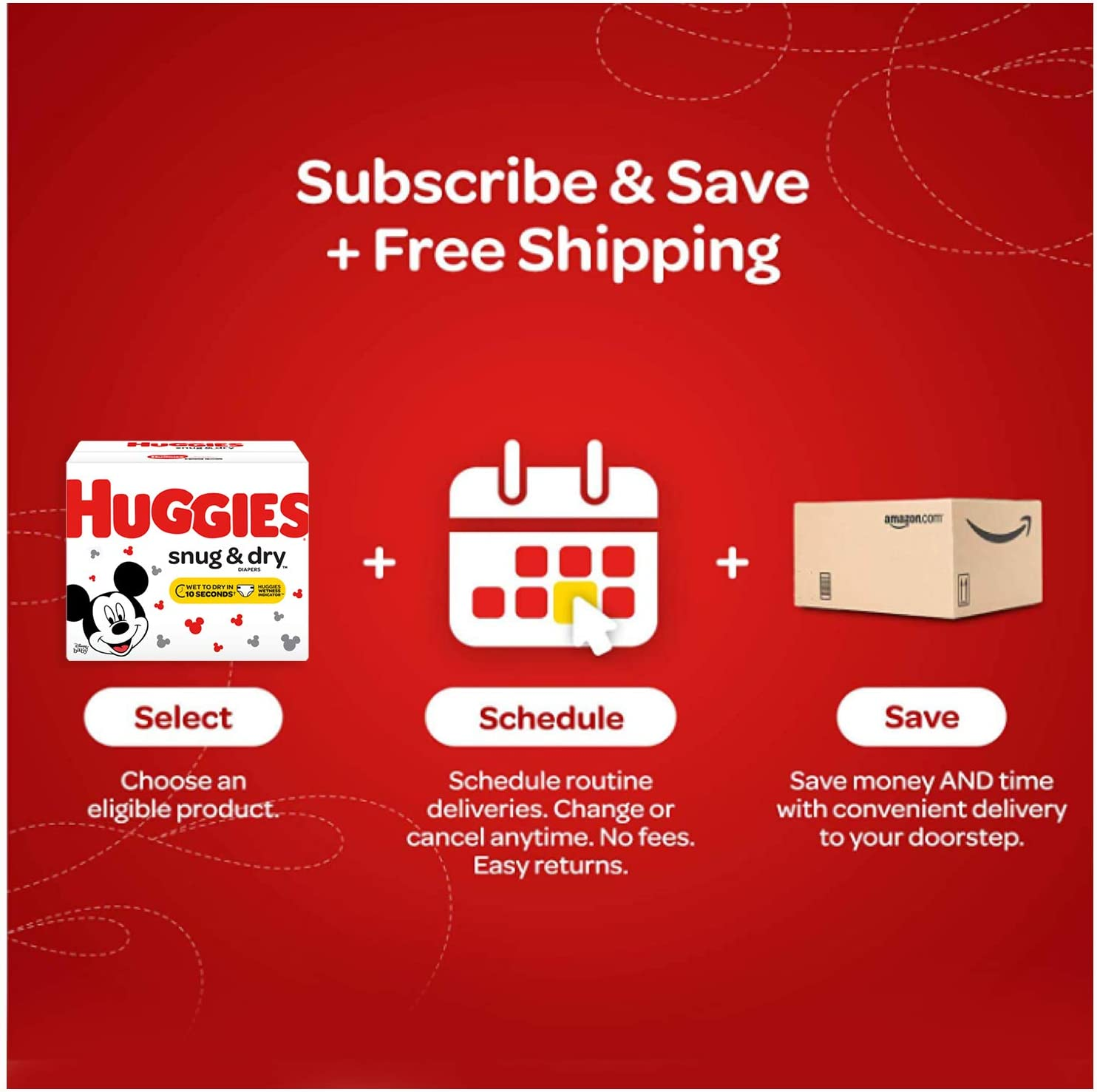 Huggies Snug /& Dry Baby Diapers One Month Supply 210 count Size 2 210 Ct