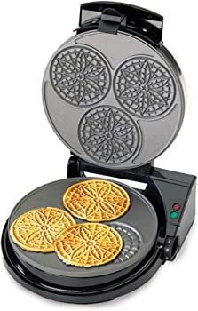 Chef'sChoice 3-Slice Bake Pizzelle Maker