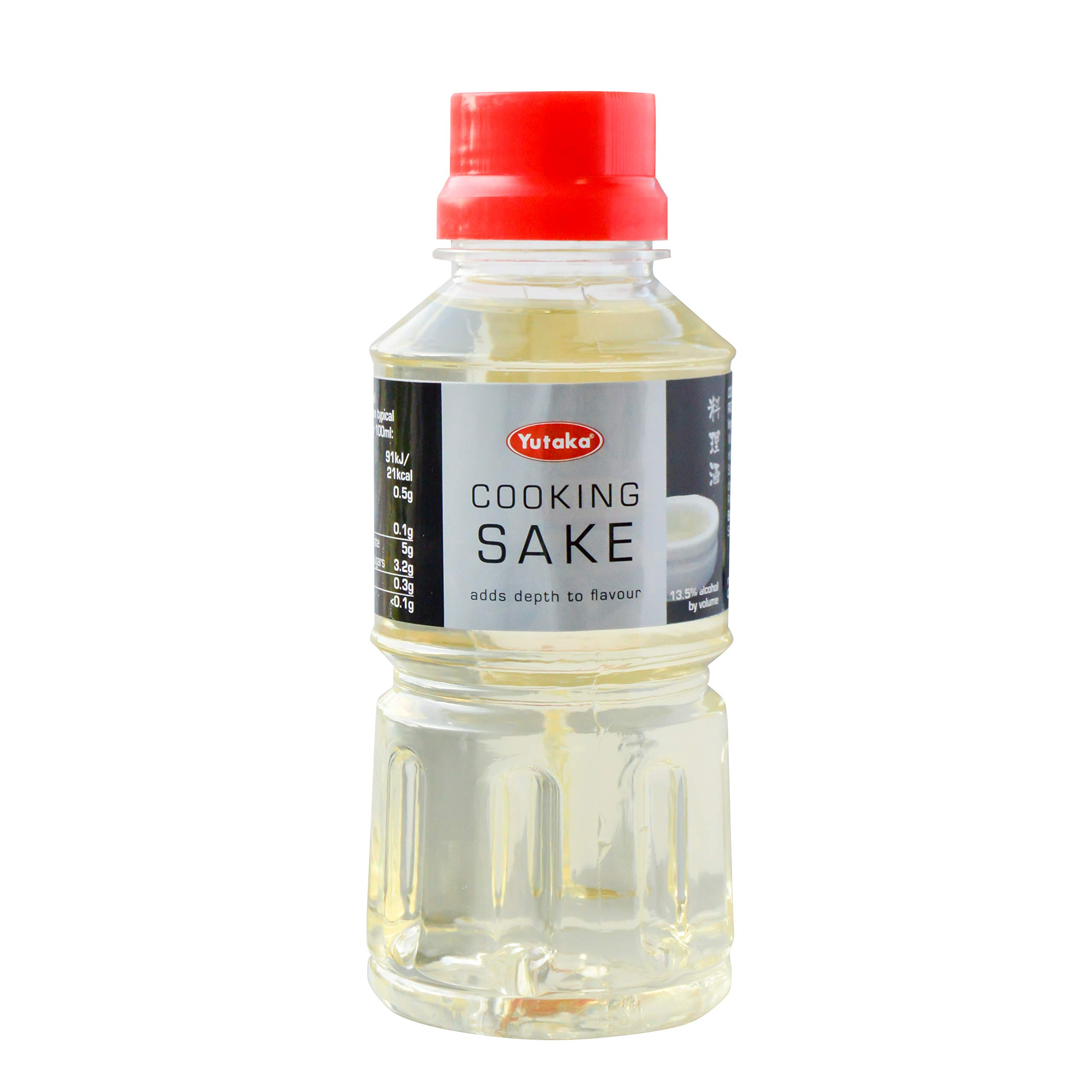 Yutaka Cooking Sake 200ml (Pack of 1)
