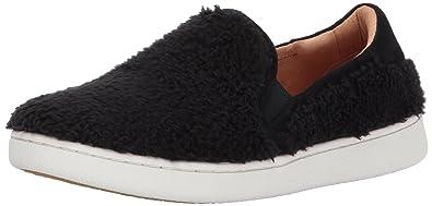 UGG Women's Ricci Slip-On Sneaker, Black, ...