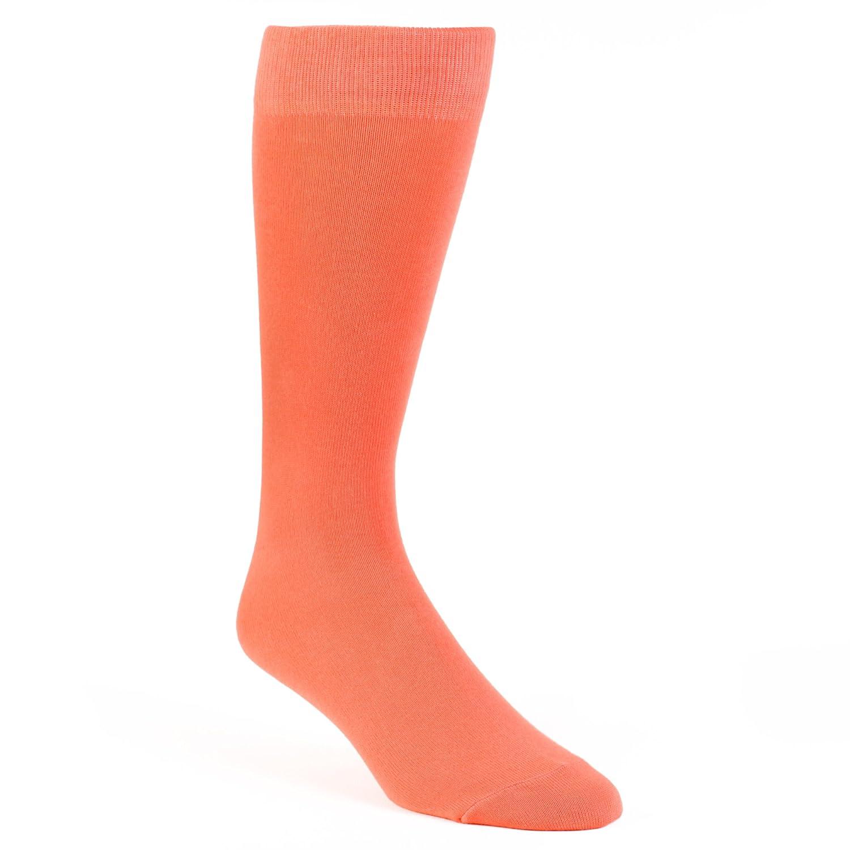 Boldsocks Solid Color Mens Dress Socks