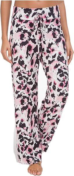 Amazon.com: Artfish - Pantalones largos de yoga sueltos y ...