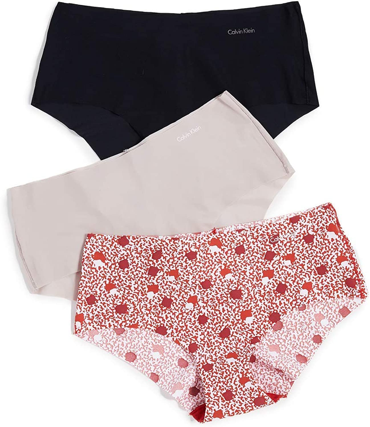 Calvin Klein Ropa interior Invisibles Hipster 3 Pack - Multi - M ...