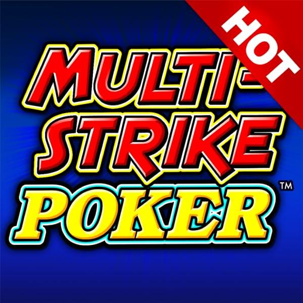 Amazon Com Multi Strike Poker 1 Free Video Poker Appstore