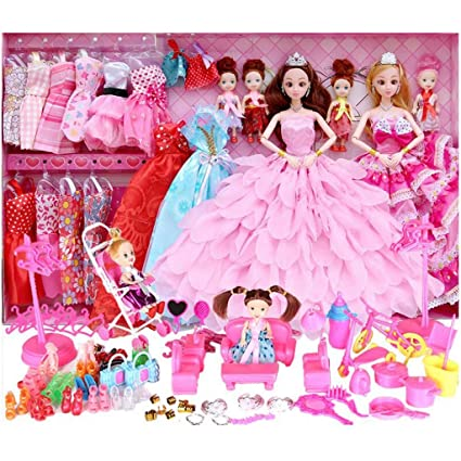 Amazon.es: Fashion Girl Doll Castillo Princess Princess ...