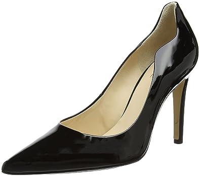 Womens 3-10 9004 0100 Closed-Toe Pumps, Black (Black0100), 3 UK Högl