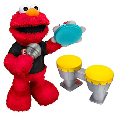Sesame Street Let's Rock Elmo: Toys & Games
