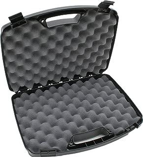 product image for MTM Case-Gard Two Pistol Handgun Case, Black