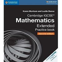 Cambridge IGCSE mathematics. Extended practice book. Per le Scuole superiori. Con espansione online