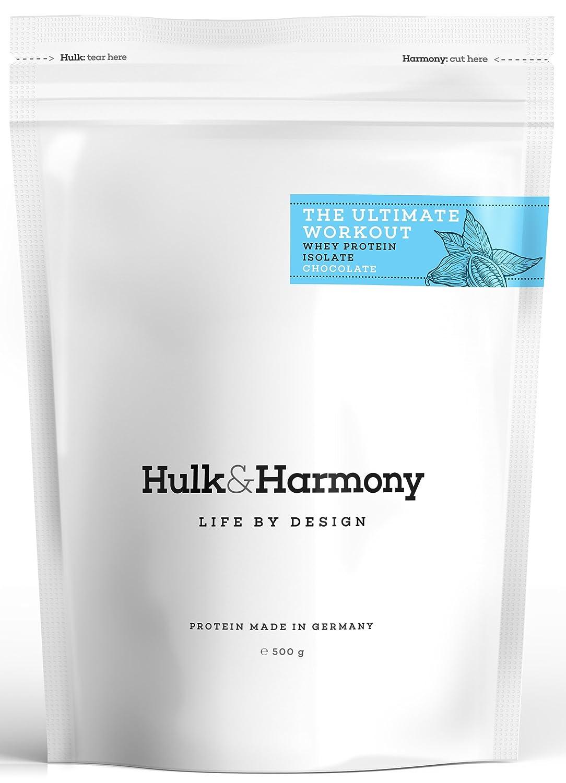 Hulk & Harmony Whey Protein Isolat