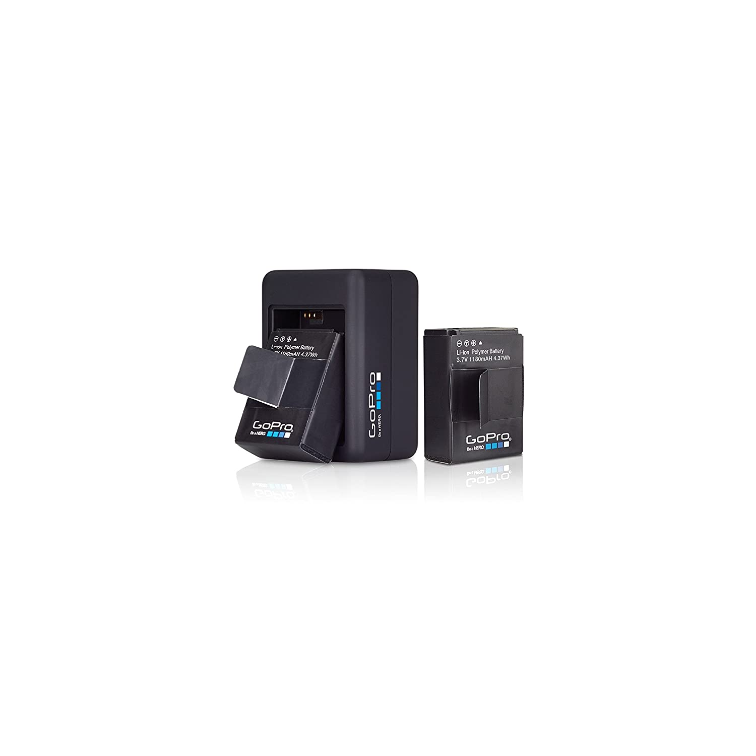 GoPro Dual Battery Charger for HERO3+/HERO3) (GoPro Official Accessory) Go Pro AHBBP-301