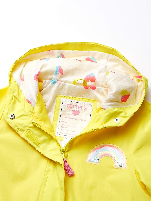 Carters Girls Perfect Rainslicker Rain Jacket