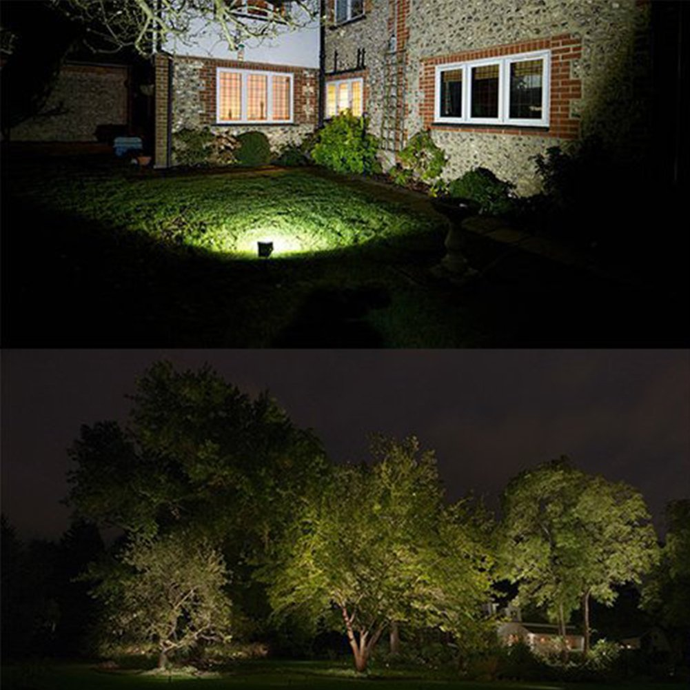 X10 Outdoor Lighting: LEPOWER 2 Pack 50W New Craft LED Flood Light, Super Bright
