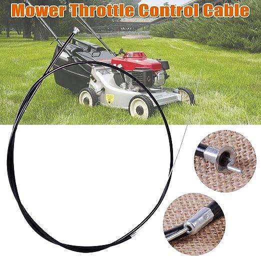 Domeilleur Cable de Control de Acelerador Universal para ...
