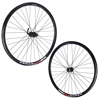 9c5855c03b0 Stars-Circle Shimano Deore M615 10 Speed MTB Wheelset 27.5 quot  QR Front  Rear