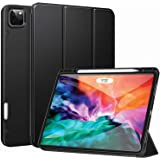 ZtotopCase for New iPad Pro 12.9 Inch 4th & 3rd Generation 2020/2018 with Pencil Holder, Full Body Protective Rugged…