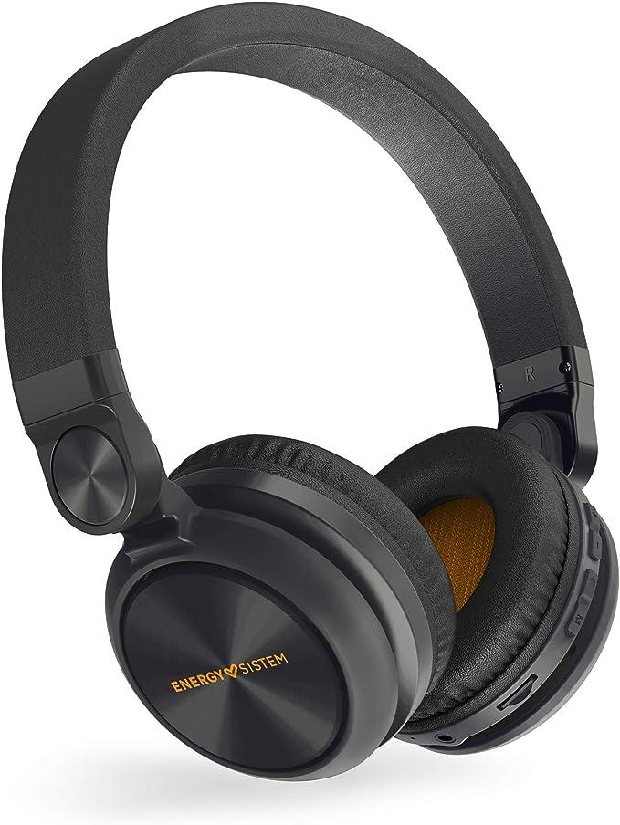 Energy Sistem Headphones BT Urban 2 Radio Black (Auriculares inalambricos, Reproductor MP3 microSD, Radio, Bluetooth): Energy-Sistem: Amazon.es: Electrónica