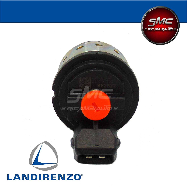 SMC - Inyector naranja Landi Renzo reemplazable por el verde pasando de 6 a 12 orificios: Amazon.es: Coche y moto