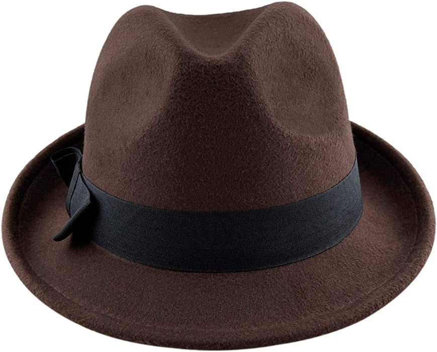 38a98755508cf Samtree Fedora Hats for Women