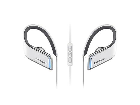 Panasonic RP-BTS50E-W - Auriculares (Binaurale, 3.5mm / USB,