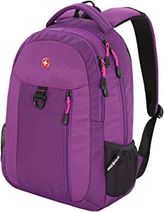 SwissGear Baxley Purple 18 Inch, One Size