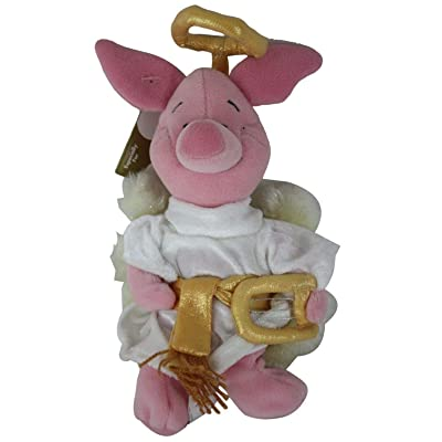 "Disney Bean Bag Plush Choir Angel Piglet 8"": Toys & Games"