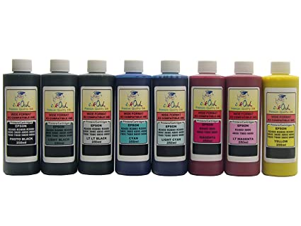 Amazon InkOwl Bulk Pigment Ink For Use In EPSON Stylus Pro 4800