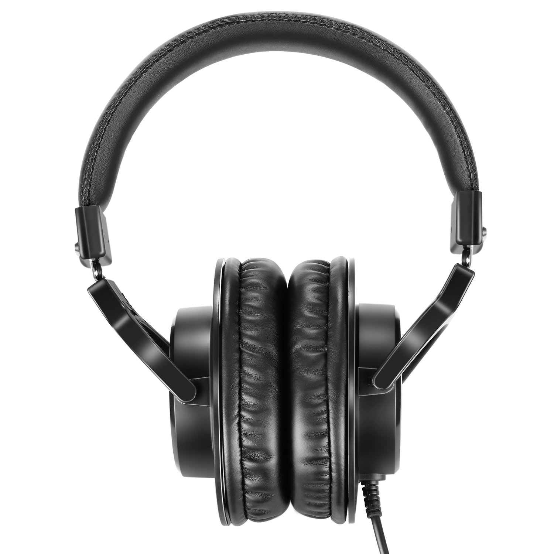 6.35mm Adaptador de Enchufe para PC Auriculares Giratorios Din/ámicos con 45mm Controlador de Loudhailer Neewer NW-3000 Estudio Auriculares de Monitor TV Tel/éfonos Celulares 3-metro Cablel