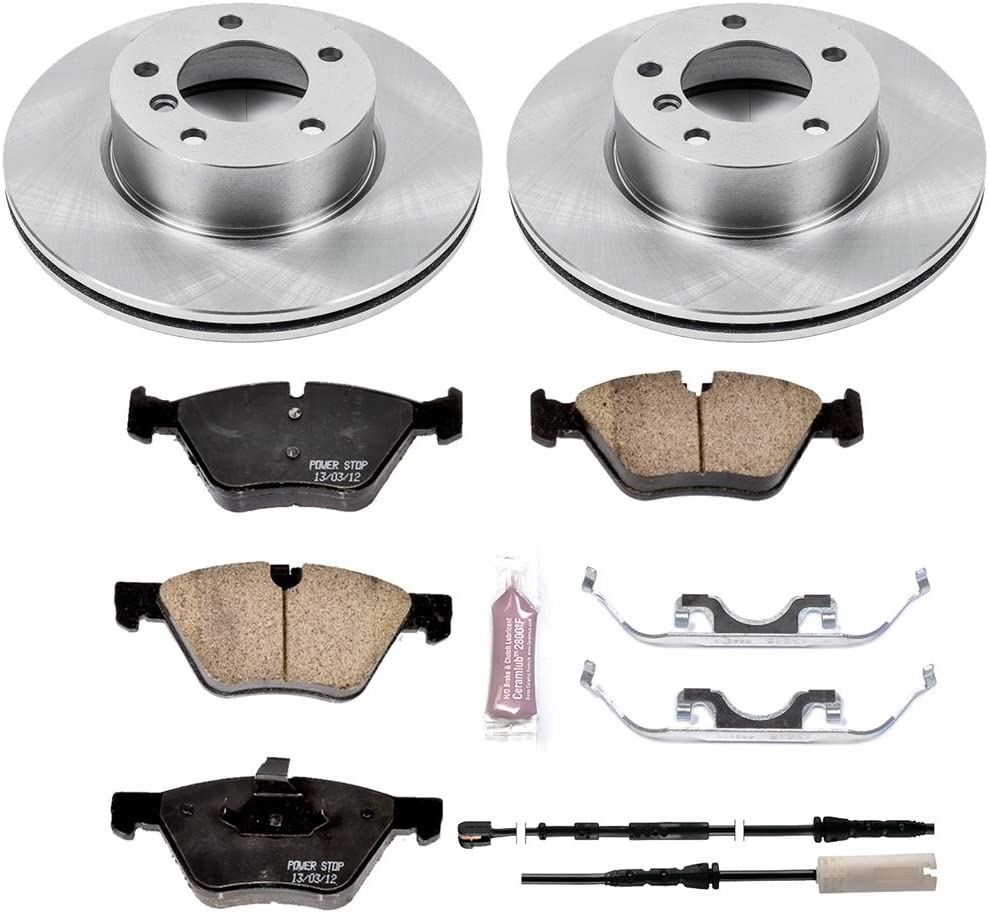 Daily Driver OE Brake Kit Autospecialty KOE6346 Front Power Stop