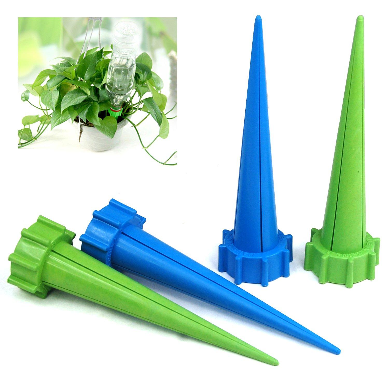 trixes Conos 4 Piezas de Riego Kit para Plantas de Jardín o ...