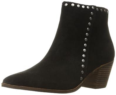 100% quality materials Linnea Studded Bootie Women Womens Dark Moss Suede Lucky Brand Womens Boots