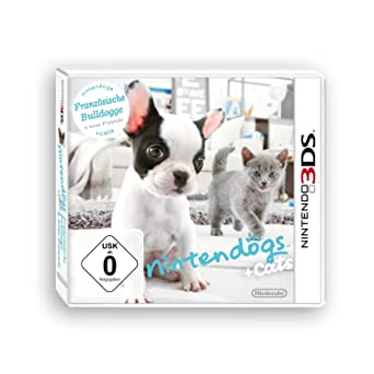 nintendogs cats bouledogue franais