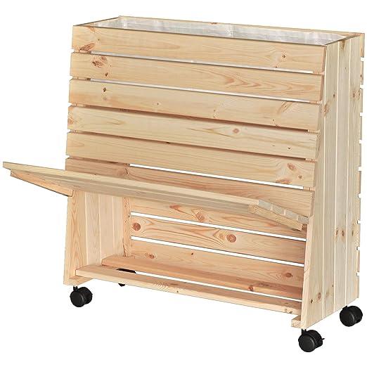 Wagner Mobiles Bancal Green Box Talla M - Aguja Madera Natural FSC ...