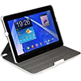 Custodia Stilgut originale per Samsung Galaxy Tab 2 10.1 (P5100 / P5110) in bianco