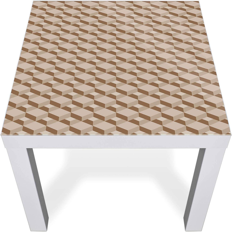 Decorativo para muebles para Ikea Expedit (Kallax) Estantería 67,8 ...